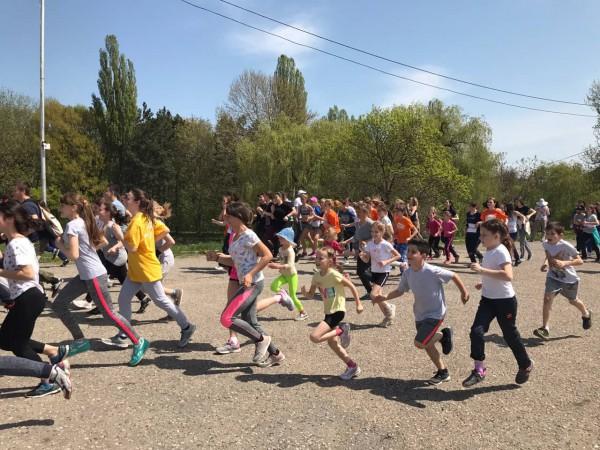 Общекраевая эстафета-марафон «Знамя победы» протяженностью 1611 км