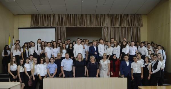 День национальных культур КМВ  в Пятигорском техникуме торговли, технологий и сервиса