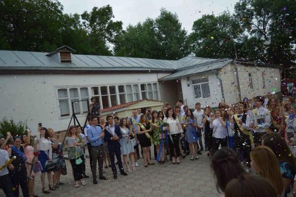 Вручение дипломов в Ессентукском филиале